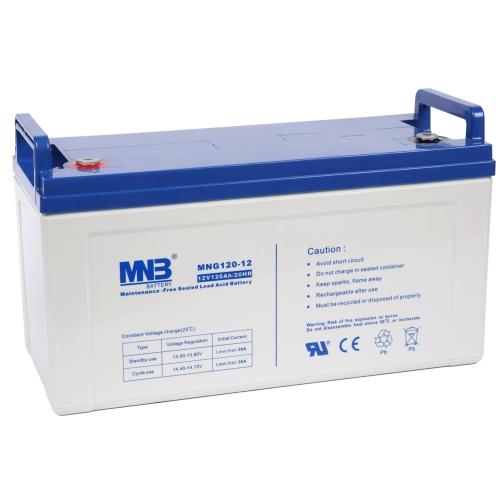 MNG 120-12 (MNG), 12В, 120 А*ч, гелевая Аккумуляторная батарея