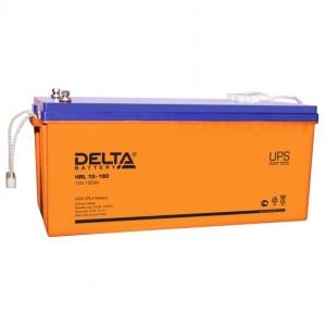 Аккумулятор Delta HRL 12-180 (12В, 180 А*ч, AGM)