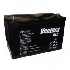 VG12-120 (Venturа) 12 В, 120 Ач, гелевая Аккумуляторная батарея