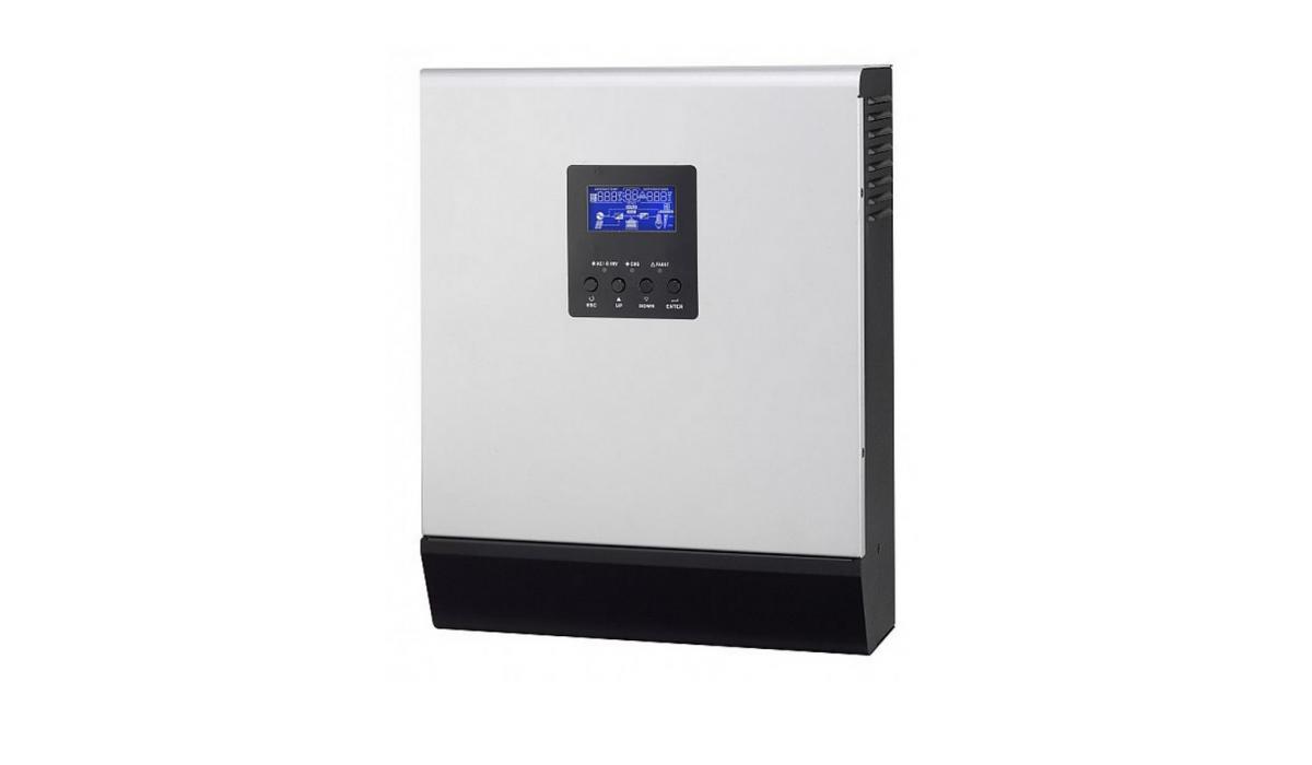 Axpert MKS 3K, 3 kVA, 24VDC, 25A MPPT SCC (Voltronicpower) Инвертор с зарядным устр. и MPPT контроллером