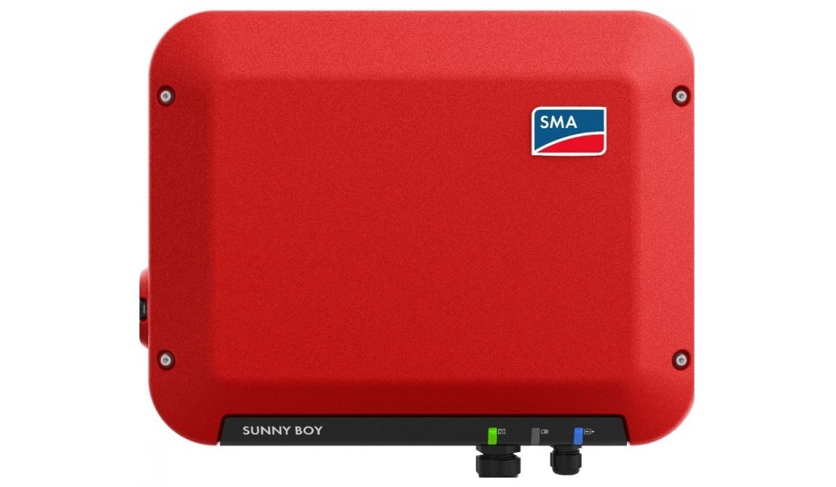 Инвертор 1 фазный сетевой Sunny Boy 1.5, SMA (Германия), 1500Вт