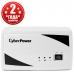 Инвертор / зарядное устройство SMP750EI, Cyber Power (375Вт, 12в)  0,4кВт/ 15А