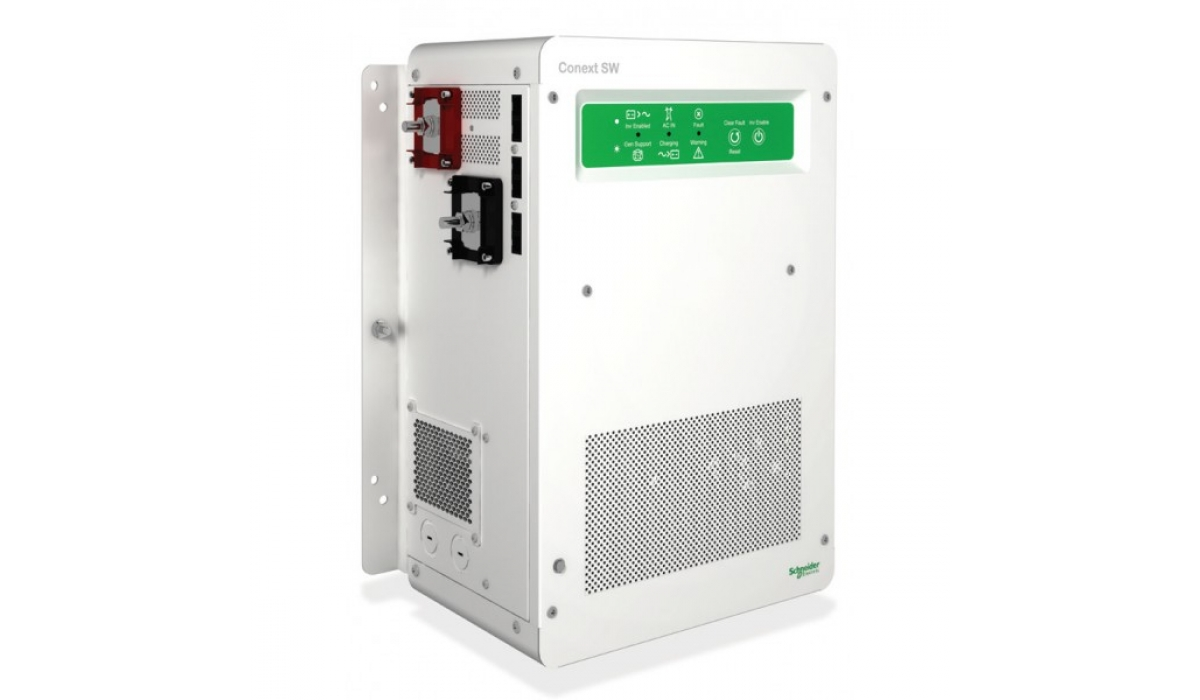 Conext SW 2524 (2,5кВт, 24В) Schneider Electric Батарейный инвертор c зарядным устройством
