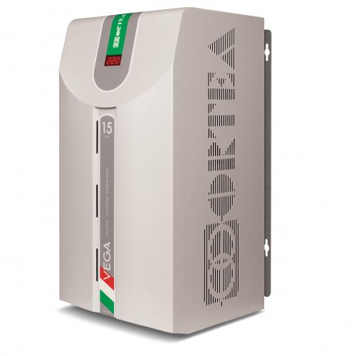 Стабилизатор напряжения Vega 7-15 / 5-20, (Ortea, Italy), 7/5 кВА, 1фаза, 0.5%