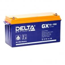 Delta GX 12-150 Xpert (12V / 150Ah) Гелевый аккумулятор