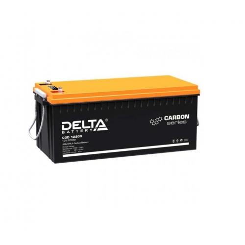 Аккумулятор Delta CGD12-200 (12V / 200Ah)