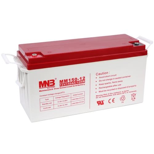 MM 150-12  (MNB), 12В, 150 А*ч, AGM Аккумуляторная батарея