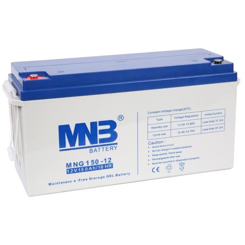 MNG 150-12 (MNG), 12В, 150 А*ч, гелевая Аккумуляторная батарея