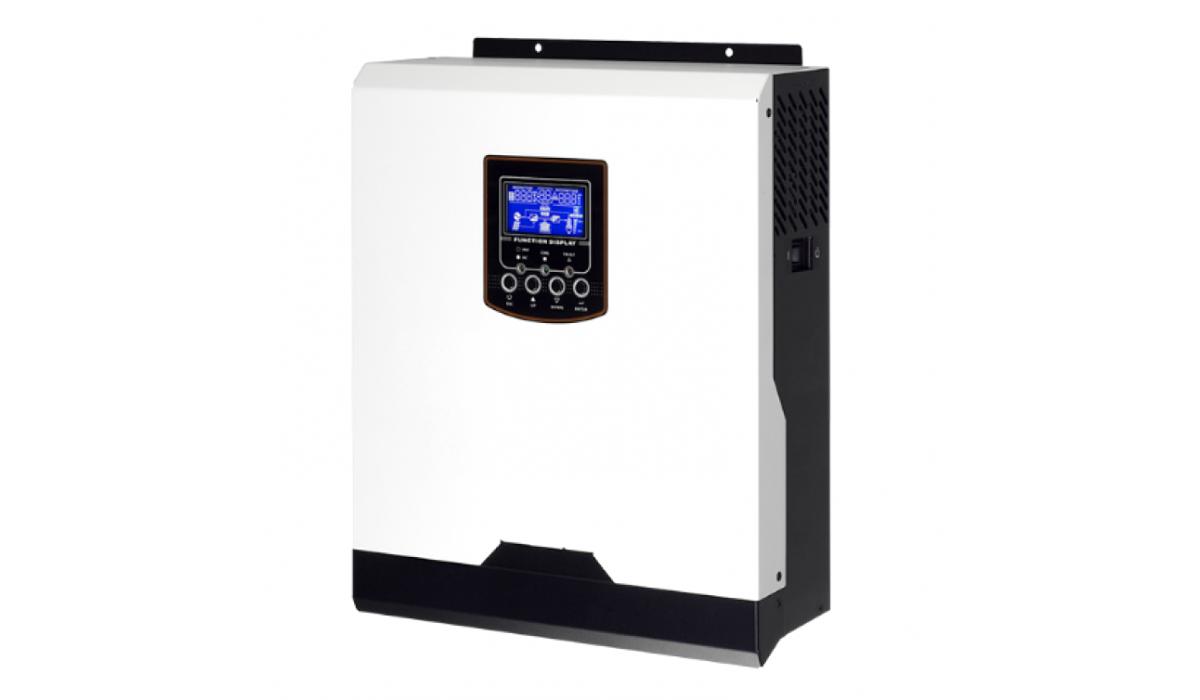 Автономная солнечная электростанция для дачи P=2,4кВт, Емкость 460Ач, Солнечная батарея 2*280Вт