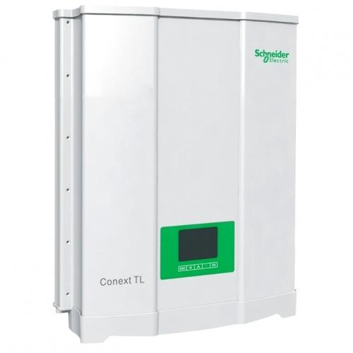 Conext TL 8000E, 8000ВА (Schneider Electric) Инвертор сетевой 3-х фазный фотоэлектрический