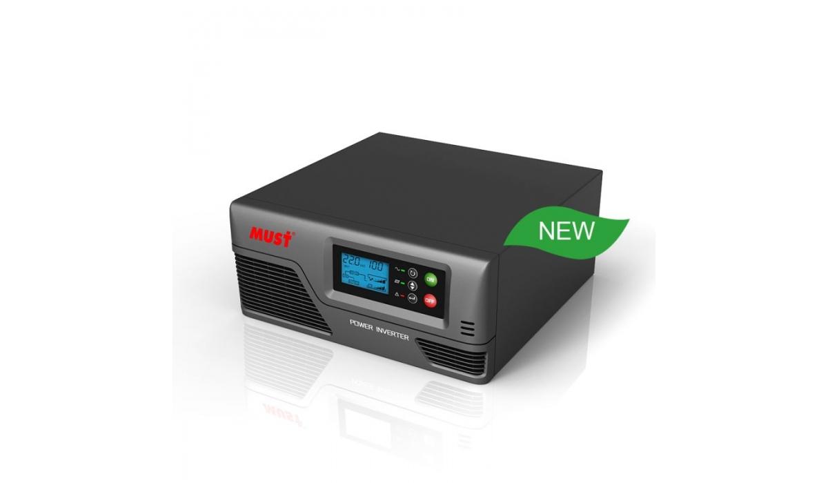 Автономный (батарейный) инвертор MUST EP20-300 PRO (300, 12в)