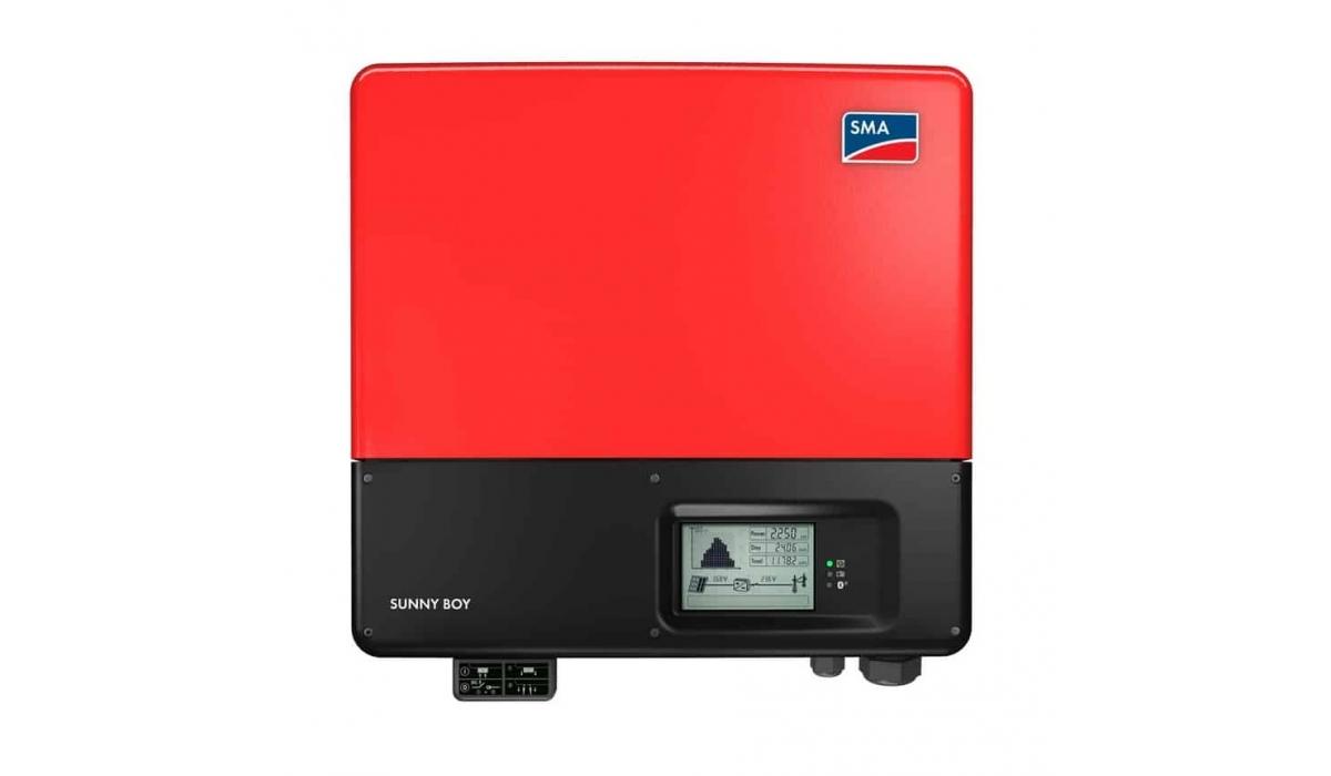 Инвертор 1 фазный сетевой Sunny Boy 5000TL, SMA (Германия), 4600Вт