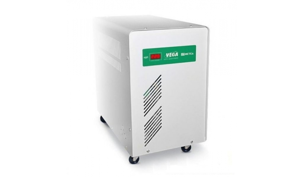 Стабилизатор напряжения Vega 20-15 / 15-20, (Ortea, Italy), 20 кВа, 1фаза, 0.5%