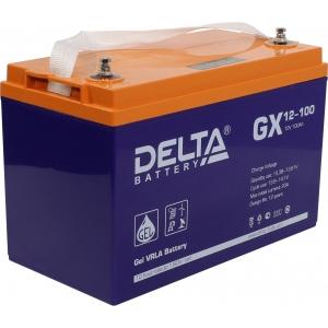 Аккумулятор Delta GX12-100 Xpert (12V / 100Ah)